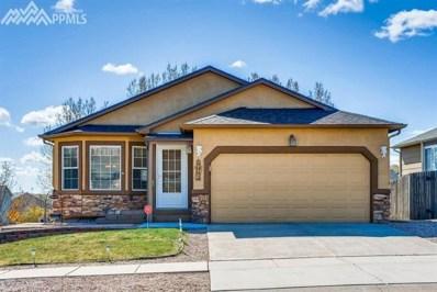 4883 Feathers Way, Colorado Springs, CO 80922 - MLS#: 7119541