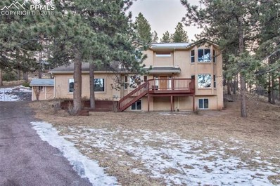 635 Sun Valley Drive, Woodland Park, CO 80863 - MLS#: 7133767