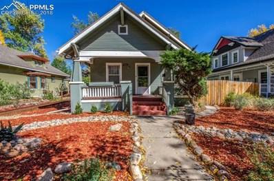 1220 W Colorado Avenue, Colorado Springs, CO 80904 - MLS#: 7135098