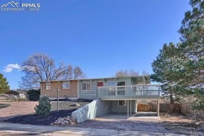 21 Minden Circle, Colorado Springs, CO 80906 - MLS#: 7135294
