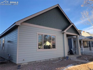 1907 W Cucharras Street, Colorado Springs, CO 80904 - MLS#: 7140614