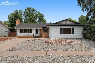 2806 Greenwood Circle, Colorado Springs, CO 80910 - MLS#: 7143207