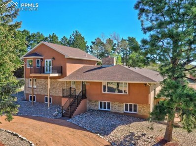 3202 Bella Cima Drive, Colorado Springs, CO 80918 - #: 7152512