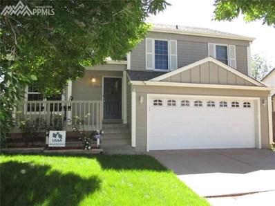 2615 Clarendon Drive, Colorado Springs, CO 80916 - MLS#: 7157124