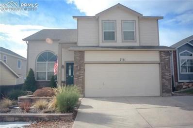 7161 Grand Prairie Drive, Colorado Springs, CO 80923 - MLS#: 7160707