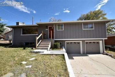 2607 Sturgis Road, Colorado Springs, CO 80909 - MLS#: 7161114