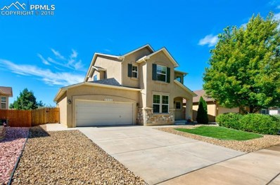 6965 Amber Ridge Road, Colorado Springs, CO 80922 - MLS#: 7172451