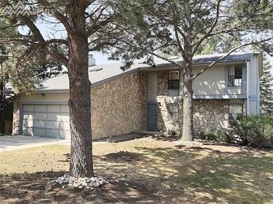 6324 Galway Drive, Colorado Springs, CO 80918 - MLS#: 7179702