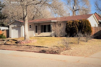 317 Steven Drive, Colorado Springs, CO 80911 - MLS#: 7181461