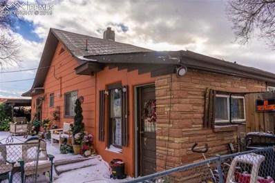 2423 E St Vrain Street, Colorado Springs, CO 80909 - MLS#: 7182841