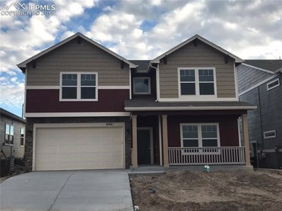 6461 Stonefly Drive, Colorado Springs, CO 80924 - MLS#: 7198776
