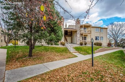 918 Tenderfoot Hill Road UNIT 201, Colorado Springs, CO 80906 - MLS#: 7217393