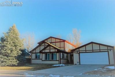 6925 Casper Court, Colorado Springs, CO 80922 - MLS#: 7223730
