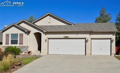 266 All Sky Drive, Colorado Springs, CO 80921 - MLS#: 7228160