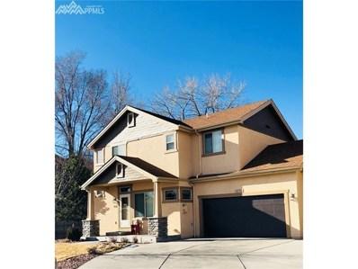 1275 Chelsea Village Heights, Colorado Springs, CO 80907 - MLS#: 7229103