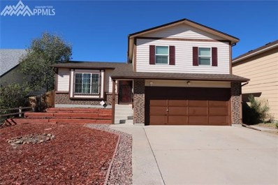 3250 Post Oak Drive, Colorado Springs, CO 80916 - MLS#: 7234000