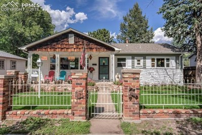 1224 E Uintah Street, Colorado Springs, CO 80909 - MLS#: 7241421