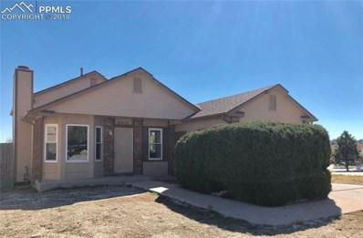 6015 Fence Post Drive, Colorado Springs, CO 80919 - MLS#: 7241569