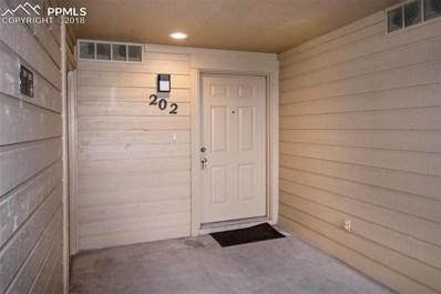 148 W Rockrimmon Boulevard UNIT 202, Colorado Springs, CO 80919 - MLS#: 7242539