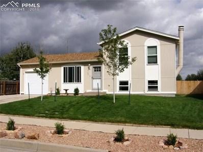 4169 Morley Circle, Colorado Springs, CO 80916 - MLS#: 7253601