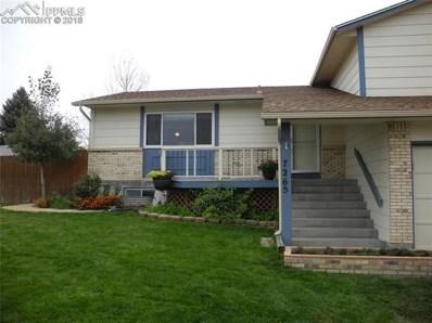 7265 Woodstock Street, Colorado Springs, CO 80911 - MLS#: 7254858