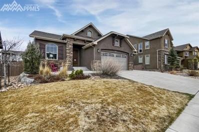 9165 Lookout Mountain Court, Colorado Springs, CO 80924 - MLS#: 7258767