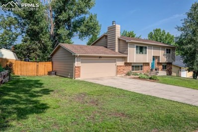 6330 Lemonwood Drive, Colorado Springs, CO 80918 - MLS#: 7261965