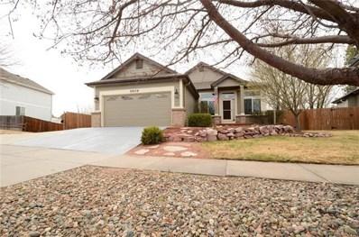 5906 Instone Circle, Colorado Springs, CO 80922 - MLS#: 7262402
