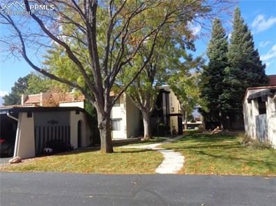 1010 Fontmore Road UNIT B, Colorado Springs, CO 80904 - MLS#: 7264419