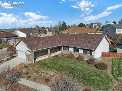 5355 Wells Fargo Drive, Colorado Springs, CO 80918 - MLS#: 7266020
