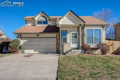 575 Lindstrom Drive, Colorado Springs, CO 80911 - MLS#: 7266237