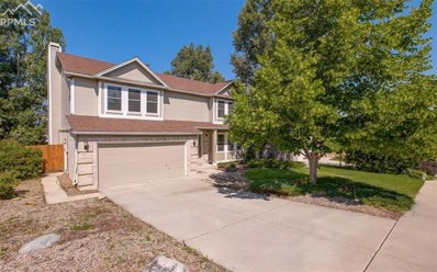 8425 Avens Circle, Colorado Springs, CO 80920 - MLS#: 7267506