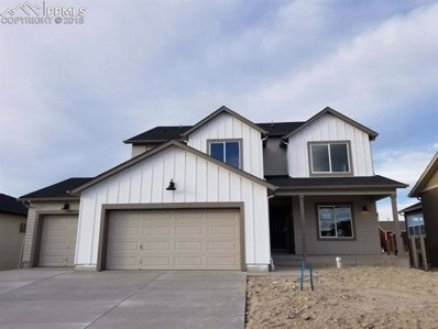 6408 Cumbre Vista Way, Colorado Springs, CO 80924 - MLS#: 7268357