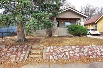 1220 E Platte Avenue, Colorado Springs, CO 80909 - MLS#: 7281630