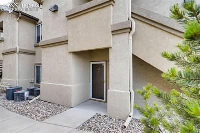 6984 Ash Creek Heights UNIT 103, Colorado Springs, CO 80917 - MLS#: 7304526
