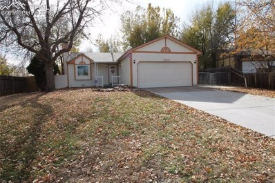 1305 Sandpiper Drive, Colorado Springs, CO 80916 - MLS#: 7314097