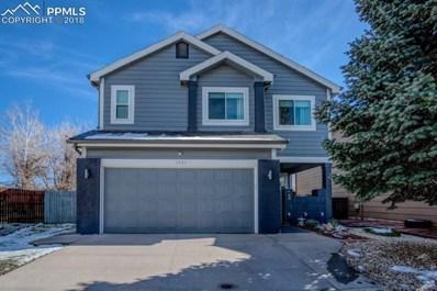 5045 Fabray Lane, Colorado Springs, CO 80922 - MLS#: 7327772