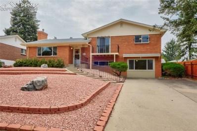 2470 Clarkson Drive, Colorado Springs, CO 80909 - MLS#: 7343535