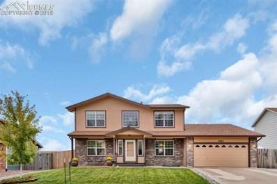 8285 Sedgewick Drive, Colorado Springs, CO 80925 - MLS#: 7350027