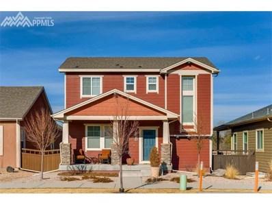 1538 Gold Hill Mesa Drive, Colorado Springs, CO 80905 - MLS#: 7351416