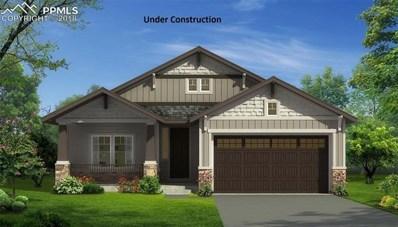 1098 Barbaro Terrace, Colorado Springs, CO 80921 - MLS#: 7354508