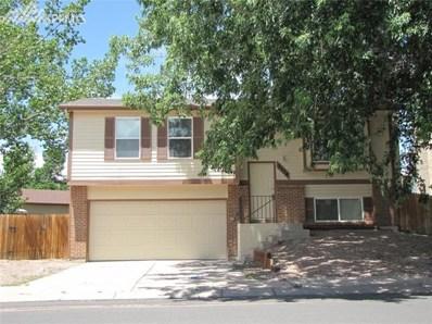 3550 Brisbane Drive, Colorado Springs, CO 80920 - MLS#: 7356366