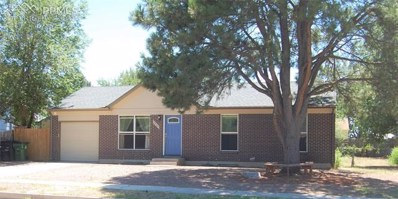 3995 Morley Drive, Colorado Springs, CO 80916 - MLS#: 7359882