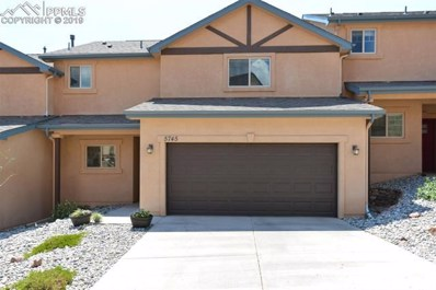 5745 Canyon Reserve Heights, Colorado Springs, CO 80919 - MLS#: 7362707