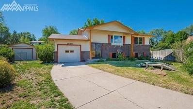 1585 Luna Vista Street, Colorado Springs, CO 80911 - MLS#: 7377532