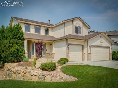 1641 Lily Lake Drive, Colorado Springs, CO 80921 - MLS#: 7383369
