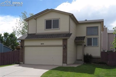 6255 Dry Gulch Court, Colorado Springs, CO 80922 - MLS#: 7397325