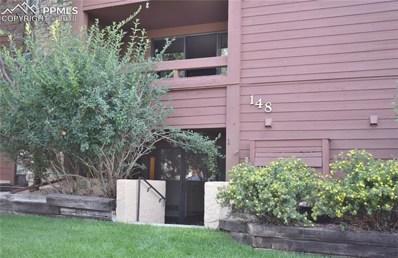 148 W Rockrimmon Boulevard UNIT 101, Colorado Springs, CO 80919 - MLS#: 7398521