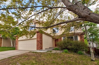 255 Holbrook Street, Colorado Springs, CO 80921 - MLS#: 7402113