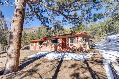 8116 W Highway 24, Cascade, CO 80809 - #: 7406416